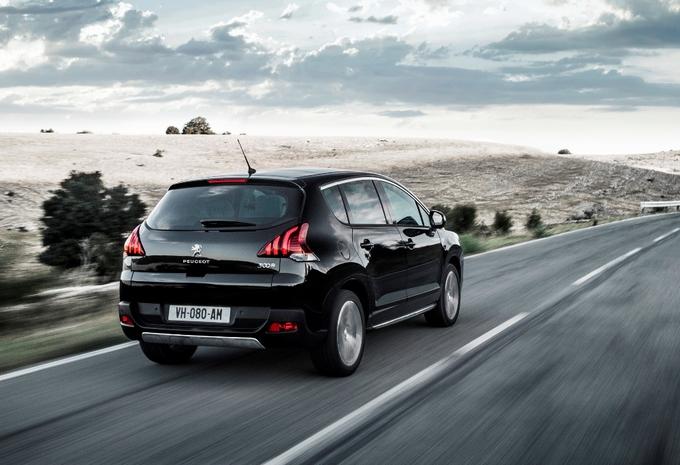 Peugeot 3008 #2