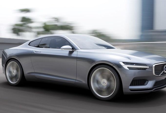 Volvo Concept Coupé #2