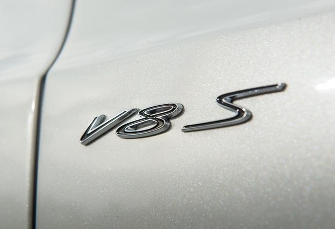 Bentley Continental GT et GTC V8 S #10