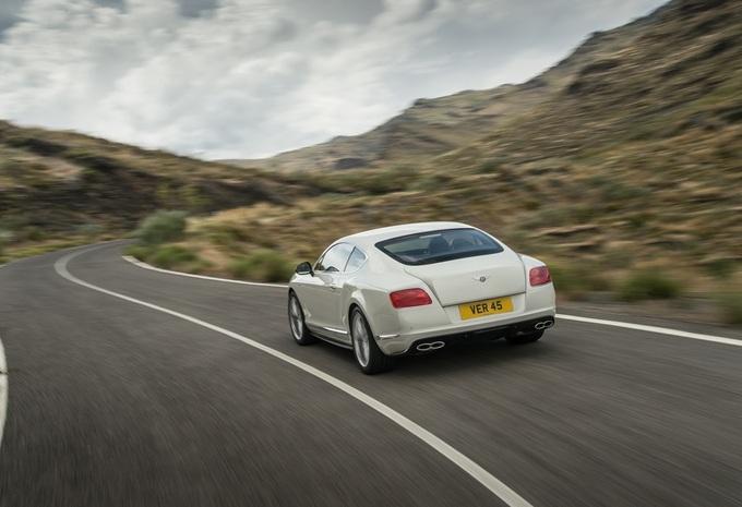 Bentley Continental GT et GTC V8 S #11