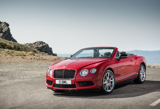 Bentley Continental GT et GTC V8 S #3