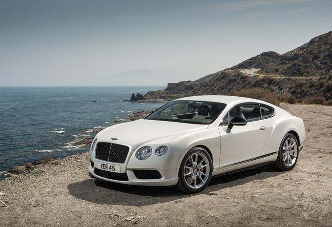 Bentley Continental GT et GTC V8 S #5