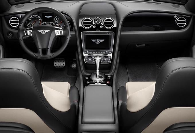 Bentley Continental GT et GTC V8 S #8
