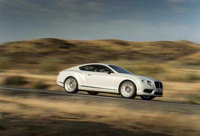 Bentley Continental GT et GTC V8 S #9