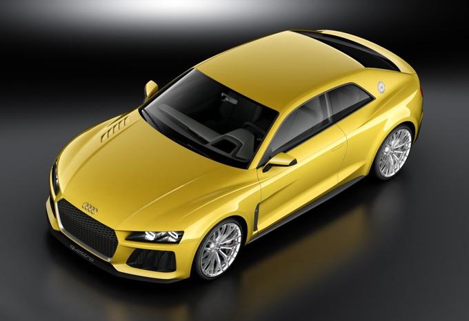 Audi Sport Quattro Concept #1