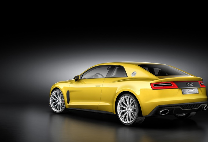 Audi Sport Quattro Concept #2