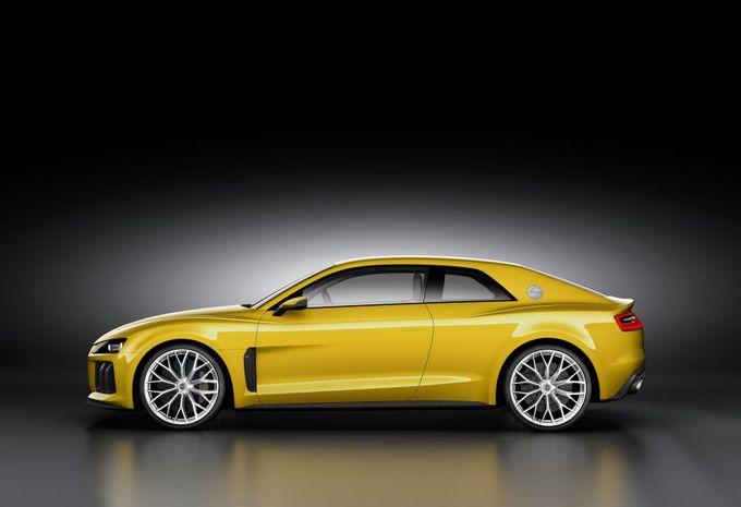 Audi Sport Quattro Concept #5