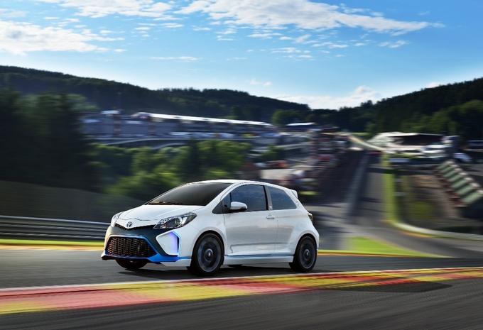 Toyota Yaris Hybrid-R #1