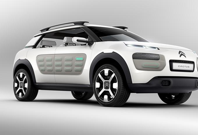 Citroën Cactus #1