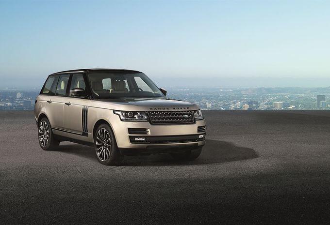Range Rover en Range Rover Sport #1