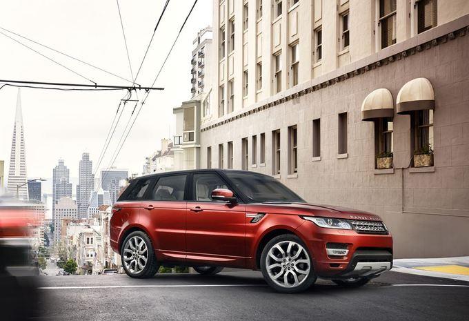 Range Rover en Range Rover Sport #2