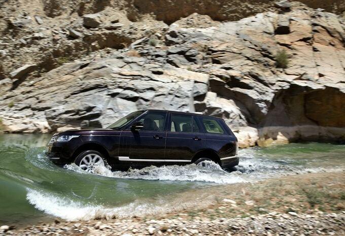 Range Rover en Range Rover Sport #3