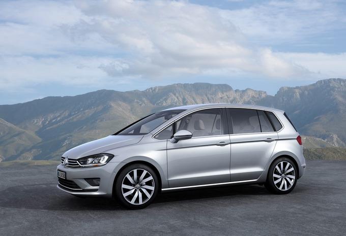 Volkswagen Golf Sportsvan #1