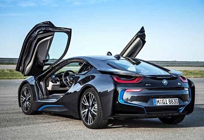 BMW i8 #9