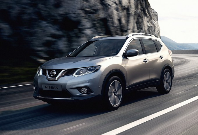 Nissan X-Trail #2