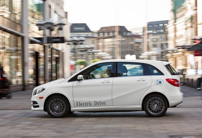 Mercedes B-Klasse Electric Drive #2