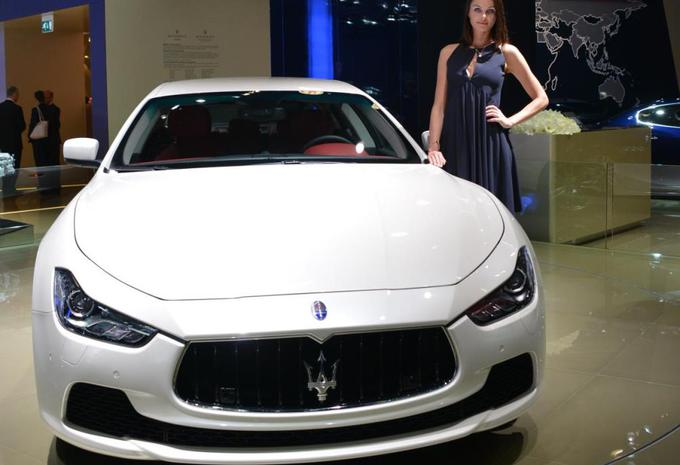 Maserati Ghibli #1