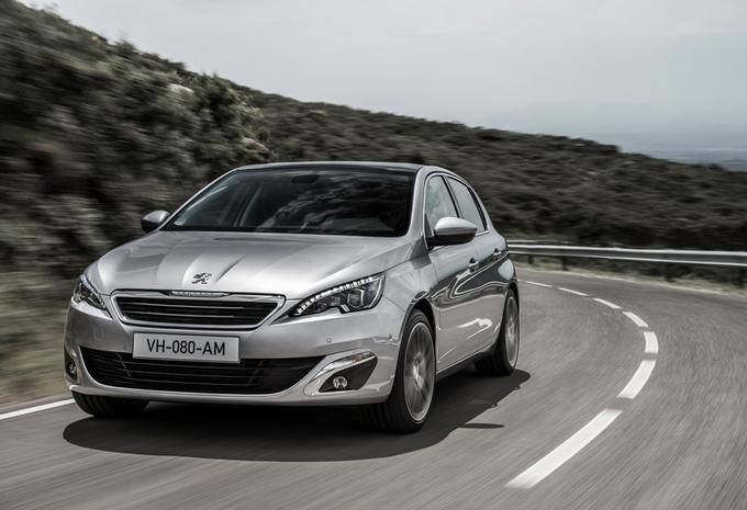 Vidéo Peugeot 308 #1