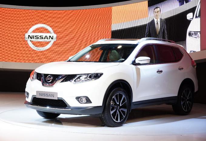 Vidéo Nissan X-Trail #1