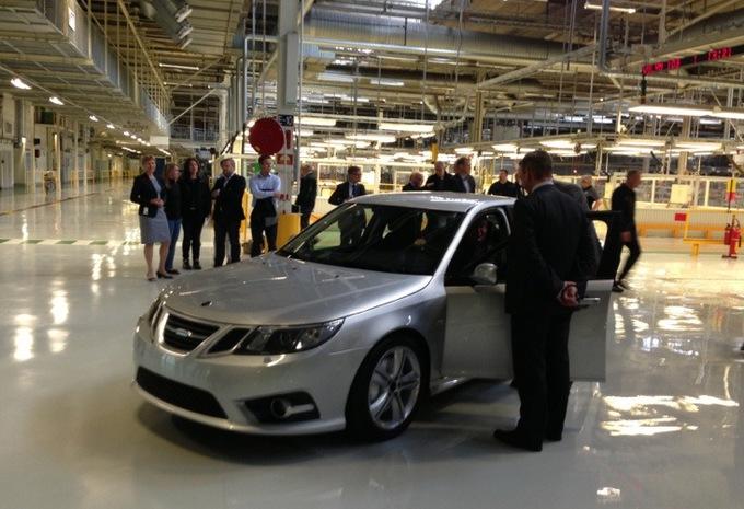 'Nieuwe' Saab 9-3 #1