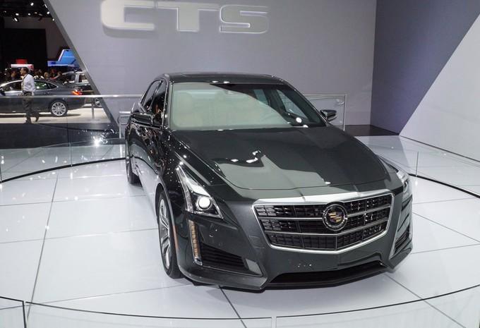 Vidéo Cadillac CTS #1