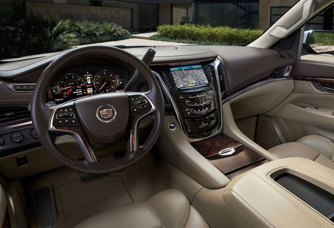 Cadillac Escalade #2