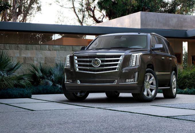 Cadillac Escalade #4