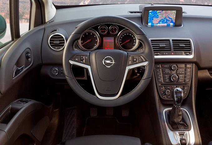 Opel Meriva #5