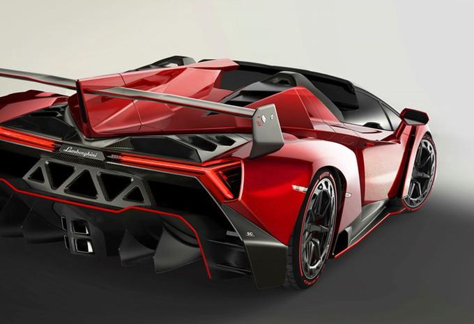 Lamborghini Veneno Roadster #2