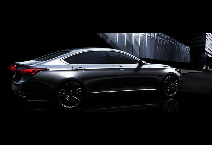 Hyundai Genesis #2