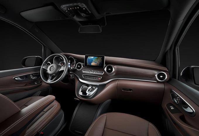 Mercedes V-Klasse #1