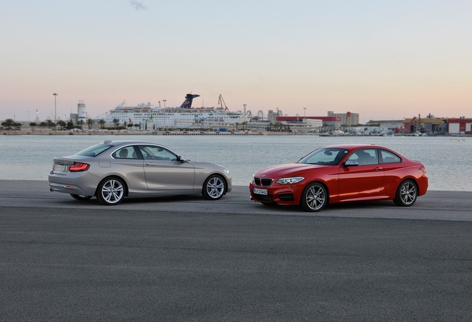 BMW 2-Reeks #1