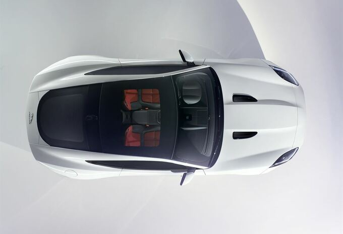 Jaguar F-Type Coupé #1