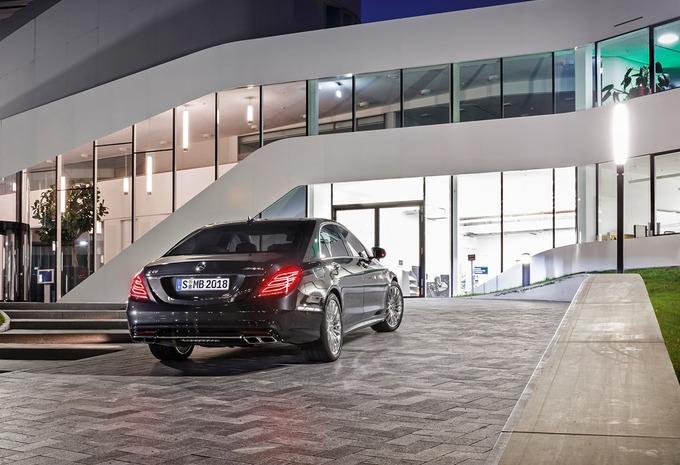 Mercedes S 65 AMG #3