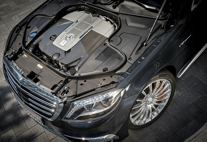 Mercedes S 65 AMG #4