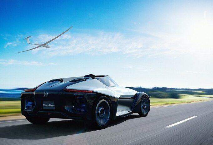 Nissan BladeGlider Concept #3