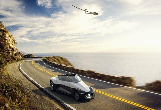 Nissan BladeGlider Concept #7