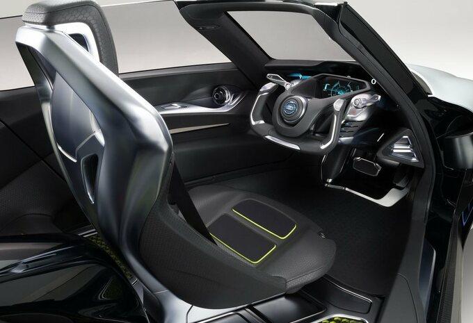 Nissan BladeGlider Concept #8