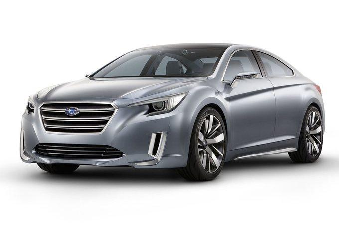 Subaru Legacy Concept #1