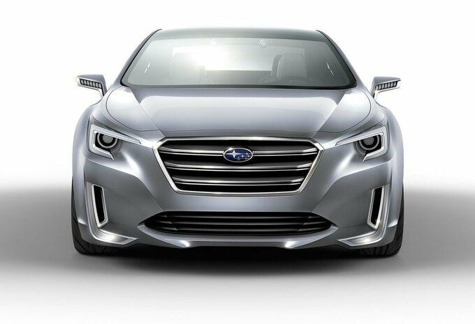 Subaru Legacy Concept #4