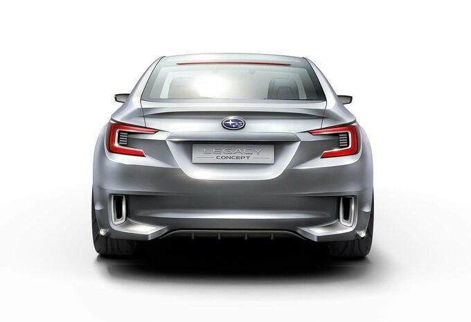 Subaru Legacy Concept #5