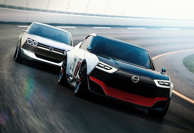 Nissan IDx Freeflow et IDx Nismo #1