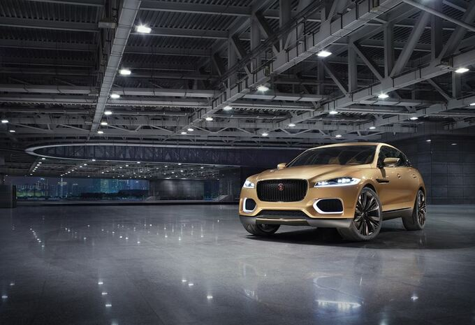 Jaguar CX-17 5 places #5