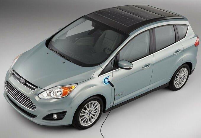 Ford C-Max Solar Energi Concept #1