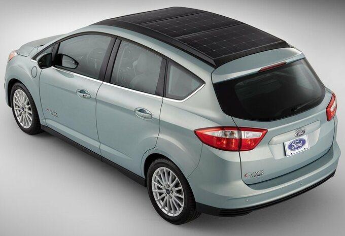 Ford C-Max Solar Energi Concept #2