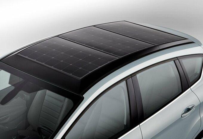 Ford C-Max Solar Energi Concept #3