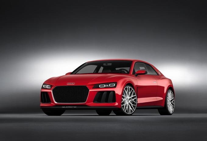 Audi Sport Quattro Laserlight Concept #1