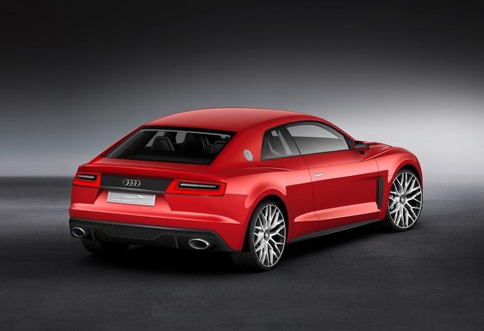 Audi Sport Quattro Laserlight Concept #2