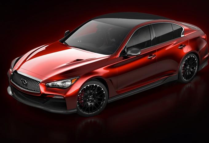Infiniti Q50 Eau Rouge Concept #1