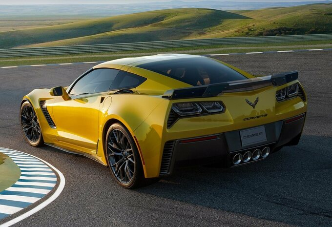 Chevrolet Corvette Z06 #3